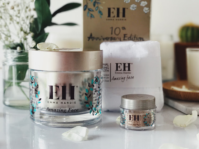 Emma Hardie Moringa Cleansing Balm 10th Anniversary Edition