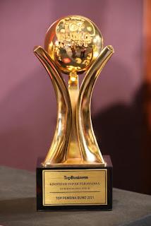 TOP Pembina  BUMD Awards Di Raih Jatim, Jambi Masukkah?