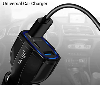 Fast Car Charger Adapter