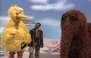 Spike Lee directs Summer of Snuffy. The movie features Big Bird and Snuffy. Sesame Street Best of Friends
