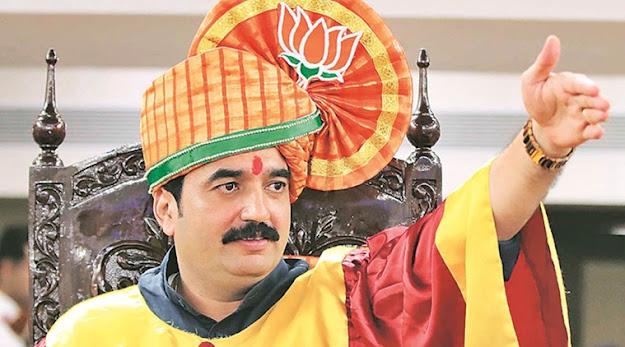 Pune Mayor Muralidhar Mohol