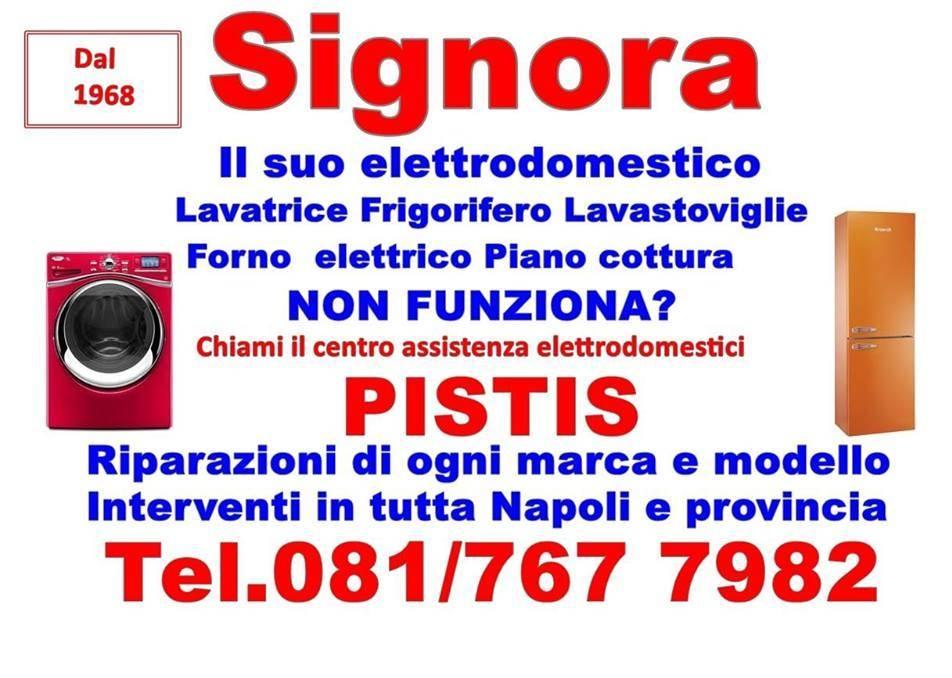 Centro Assistenza Philips Napoli.Assistenza Elettrodomestici Fuorigrotta Napoli Ditta Pistis 081