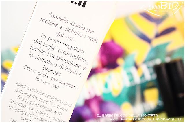 brush pennello angolato n 11 purobio cosmetics recensione review