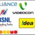 Idea ,airtel,vodafone, docomo,bsnl ,aircel aur reliance network ke all ussd code