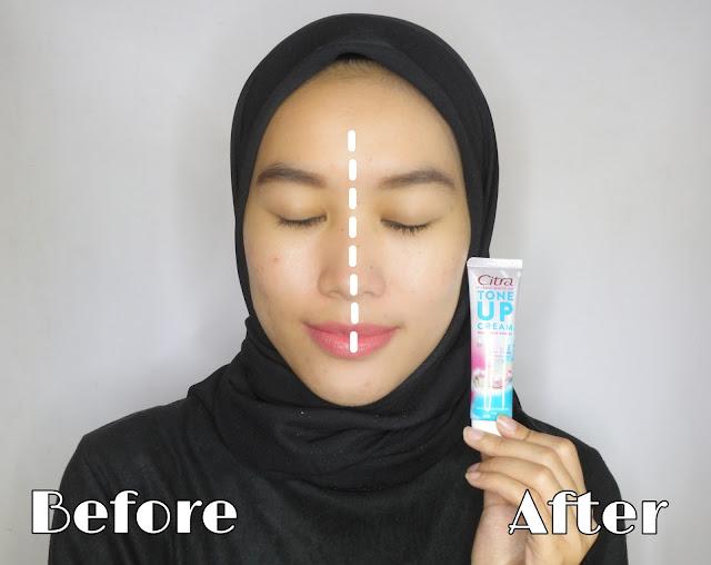 Citra Pearly White UV Tone Up Cream
