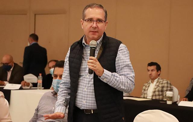 No nos puede detener un presupuesto que no abona al desarrollo: Enrique Godínez