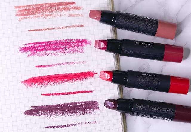 помада Isadora Lip Desire Sculpting Lipstick отзывы