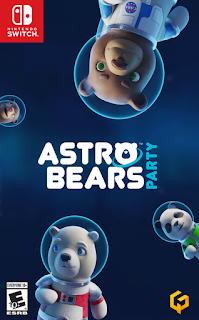 Astro Bears Switch NSP