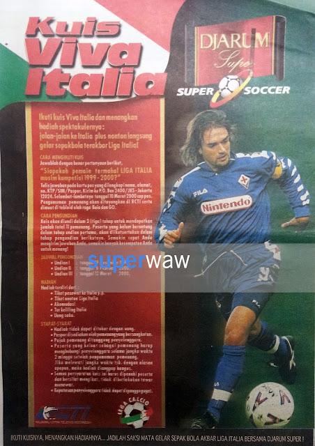 Poster Kuis Viva Italia