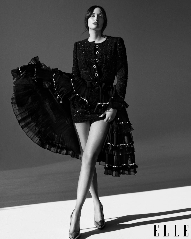 KACEY MUSGRAVES in Elle Magazine, June/July 2021