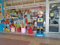 Albury BIG Things | BIG Lego Man