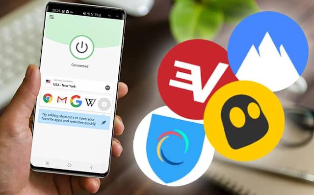 Best VPN for Android Top 5VPN- CCrisme