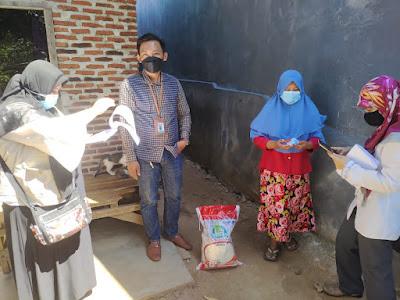 Bulog Lampung Siapkan 9.597,2 Ton Beras untuk Masyarakat Terdampak PPKM Level IV