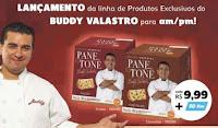 Panetone Buddy Valastro nos Postos Ipiranga