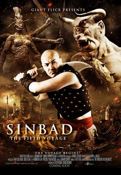 Sinbad - Sinbad: The Fifth Voyage