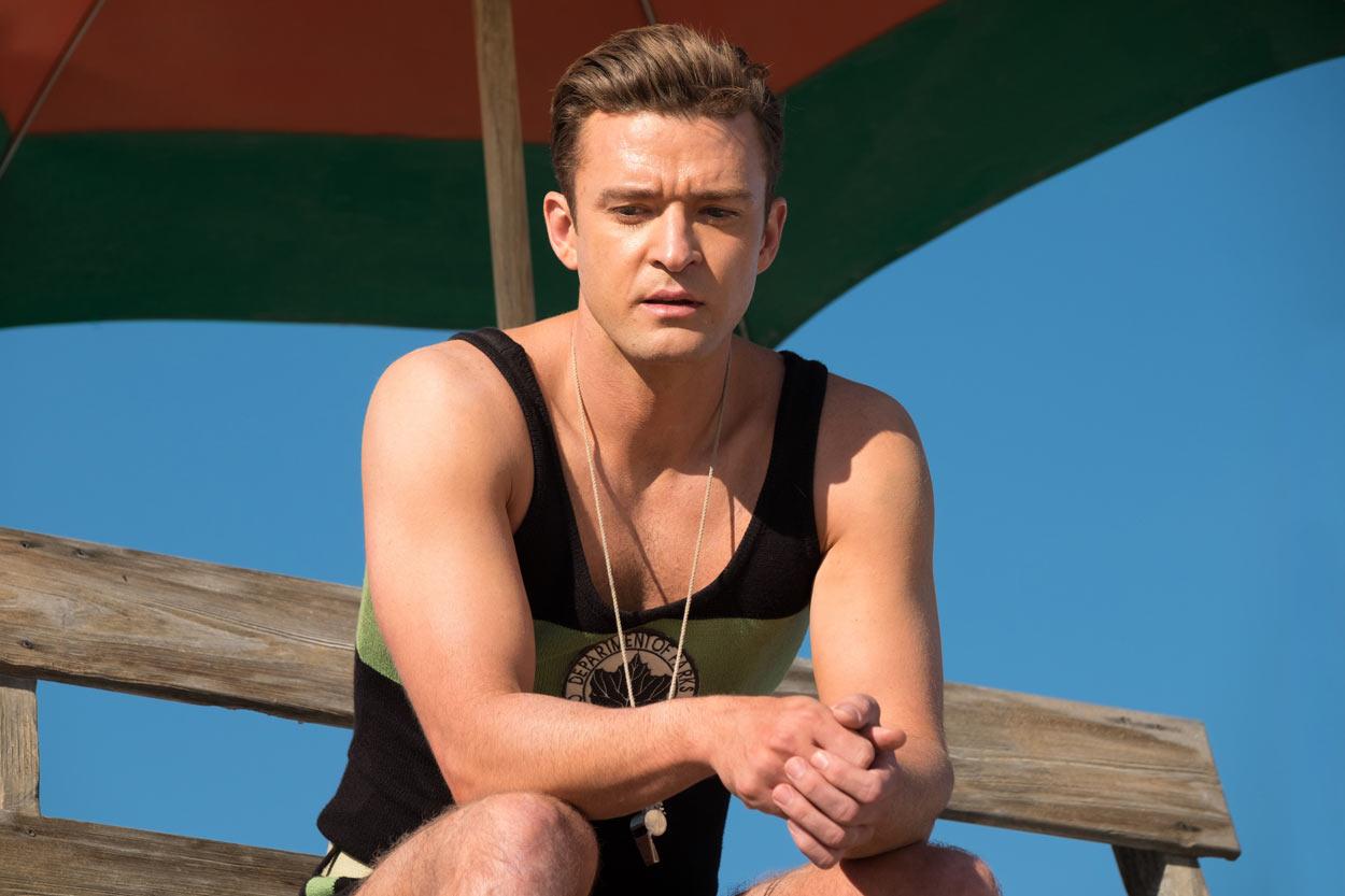 WONDER WHEEL - pelcula - Justin Timberlake