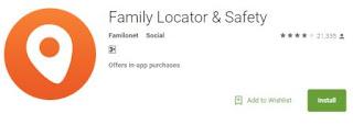 Aplikasi Melacak Lokasi HP Anggota Keluarga dan Teman