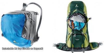 Tips Memilih Tas Gunung atau Carrier