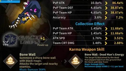 Lucid Adventure: Idle RPG - Dark Karma Weapons 1