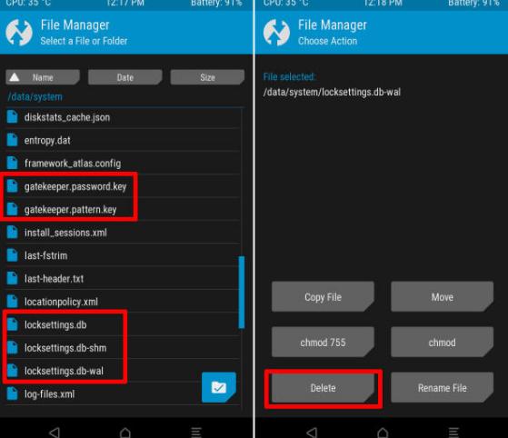 Cara Mengatasi Lupa Password/Pola / PIN Melalui TWRP Tanpa Kehilangan Data 4