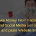 Make money from home .Top 5 link shortener site