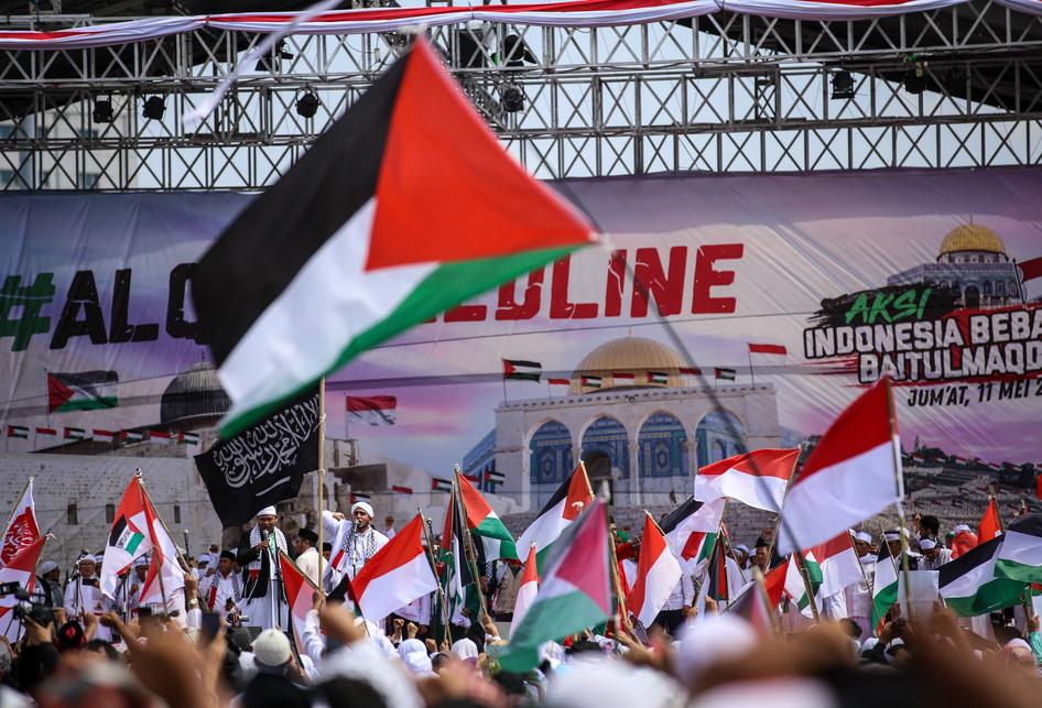 Aksi Bela Palestina, 18 Mei Besok Ribuan Buruh Bakal Turun ke Jalan Serentak di 24 Provinsi
