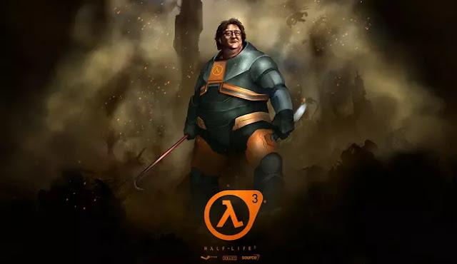 Half Life 3 akan segera dirilis?