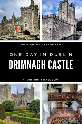 One Day in Dublin: Drimnagh Castle