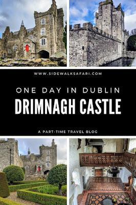 One Day in Dublin: Drimnagh Castle