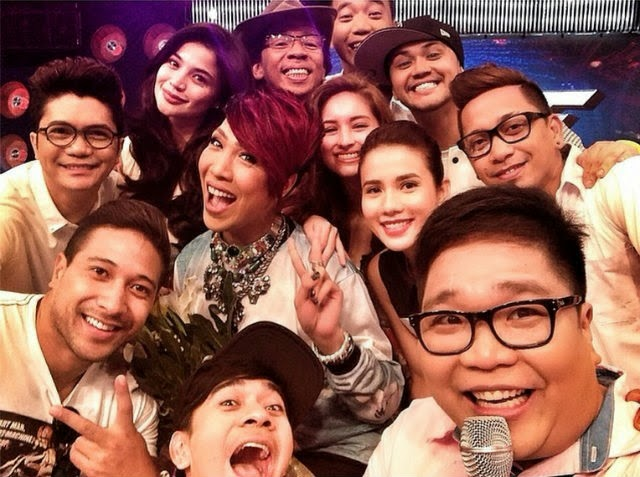 It's Showtime Epic Selfie