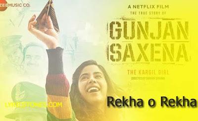 Nakash Aziz - Rekha O Rekha Lyrics | Gunjan Saxena| #Lyricstones.com