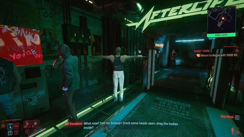 Cyberpunk 2077 Review T