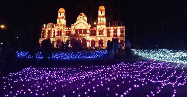 Festival Of Light Yogyakarta Tahun 2017