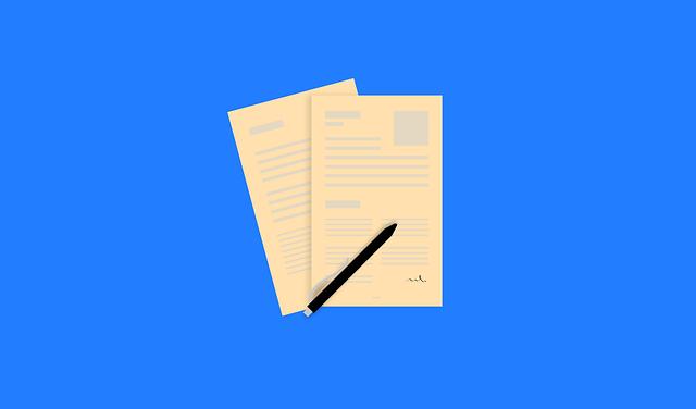 Surat Lamaran Kerja, Cara Menulis Yang Baik & Benar Beserta Contoh