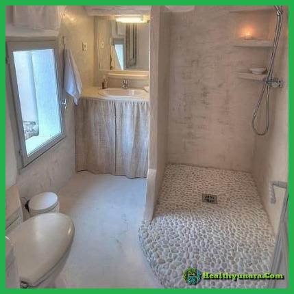 6 Decoration design for small size bathroom