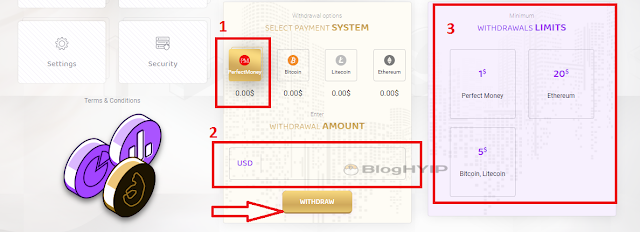 withdrawal block bank