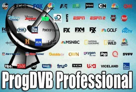 تحميل وتفعيل برنامج ProgDVB Professional عملاق تشغيل القنوات الفضائية المشفرة على الكمبيوتر