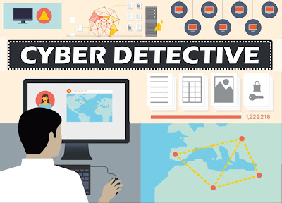 CYBER DETECTIVE, CAREER, CYBER SECURITY