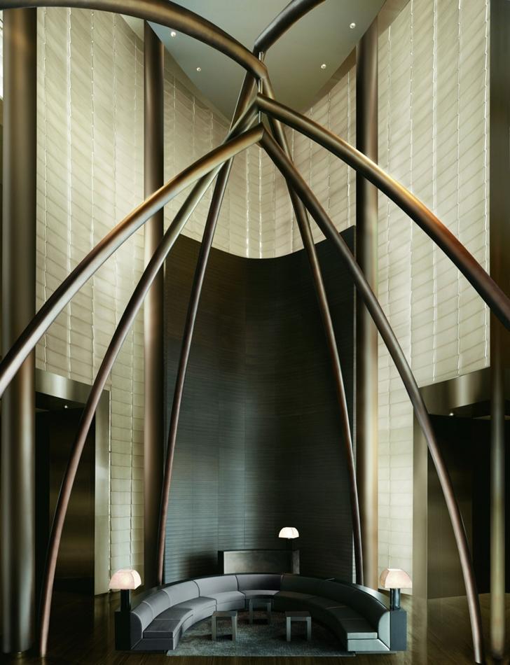 Armani Burj Khalifa Hotel, Dubai   Architecture   Architecture Design