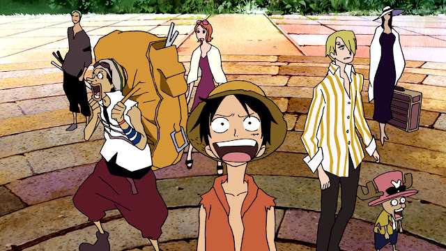 Download One Piece Movie 6: Omatsuri Danshaku to Himitsu no Shima BD Subtitle Indonesia