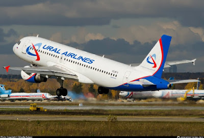 ural airlines international