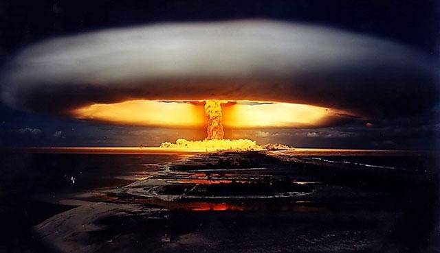 Ledakan Nuklir Tidak Akan Menghancurkan Bumi