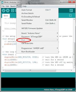 Port Arduino Not Detected, Cara mengatasi Port arduino uno nano tidak terbaca terdeteksi