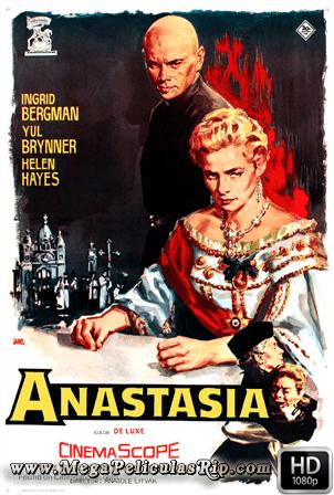 Anastasia (1956) [1080p] [Latino-Castellano-Ingles] [MEGA]