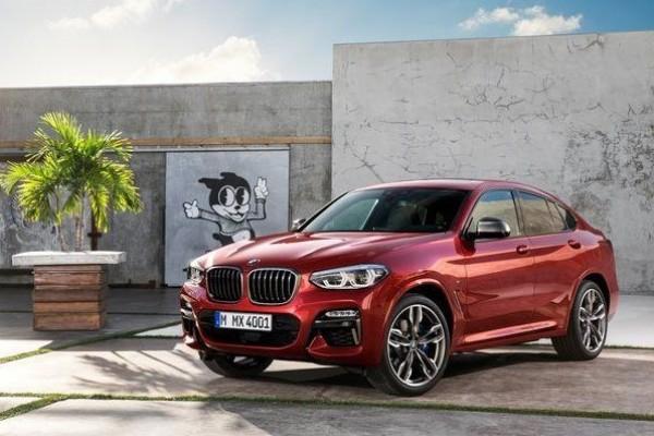Hadir di Indonesia Intip Spek dan Harga All New BMW X4