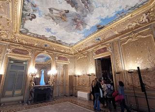 Madrid, Palacio de Linares o Casa América.