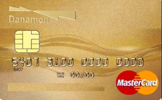 Kartu Kredit danamon Gold