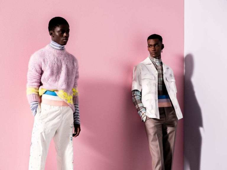 Dior Men presents summer collection 2021