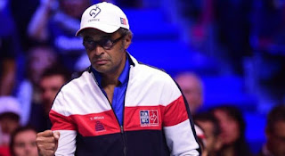 Yannick Noah: Something broke, I never had same motivation after winning Grand Slam - Action Replay: April 1 1989
