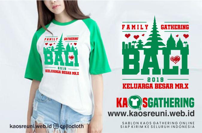Bali 2019 Family Kaos Gathering  - Kaos Family Gathering - Kaos Employe Gathering